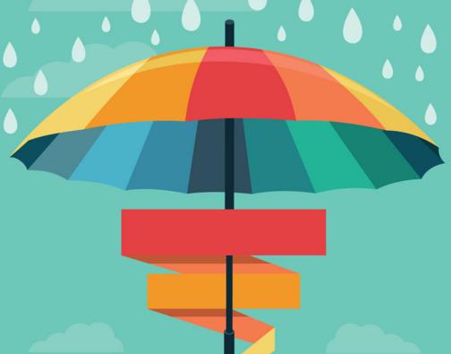 伞 设计 矢量 矢量图 素材 雨伞 504_395