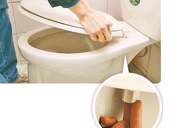 马桶盖怎么换图解 智能马桶盖安装 马桶盖怎么拆