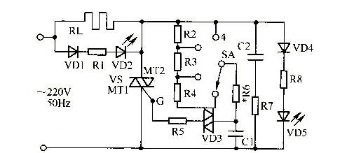 电火锅功率调节电路原理 电火锅是如何制作的